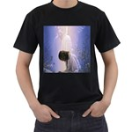 Jesus_078 Black T-Shirt