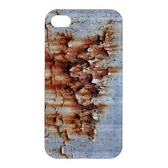 Peeling Paint       Apple Iphone 4/4s Premium Hardshell Case by LalyLauraFLM
