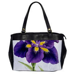 Lily Flower Plant Blossom Bloom Office Handbags by Nexatart