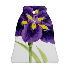 Lily Flower Plant Blossom Bloom Bell Ornament (two Sides)