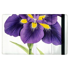 Lily Flower Plant Blossom Bloom Apple Ipad 3/4 Flip Case by Nexatart