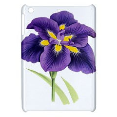 Lily Flower Plant Blossom Bloom Apple Ipad Mini Hardshell Case by Nexatart