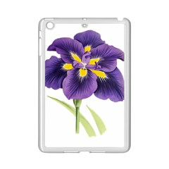 Lily Flower Plant Blossom Bloom Ipad Mini 2 Enamel Coated Cases by Nexatart