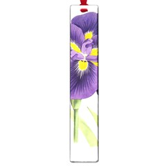 Lily Flower Plant Blossom Bloom Large Book Marks by Nexatart