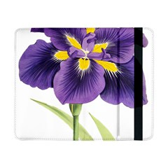 Lily Flower Plant Blossom Bloom Samsung Galaxy Tab Pro 8 4  Flip Case