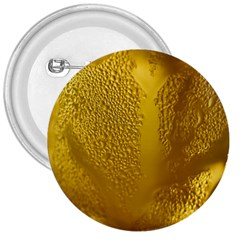 Beer Beverage Glass Yellow Cup 3  Buttons