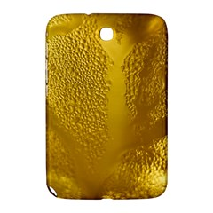 Beer Beverage Glass Yellow Cup Samsung Galaxy Note 8 0 N5100 Hardshell Case  by Nexatart
