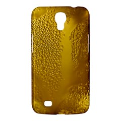 Beer Beverage Glass Yellow Cup Samsung Galaxy Mega 6 3  I9200 Hardshell Case by Nexatart