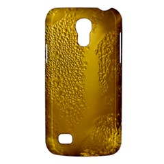 Beer Beverage Glass Yellow Cup Galaxy S4 Mini by Nexatart