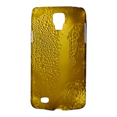 Beer Beverage Glass Yellow Cup Galaxy S4 Active