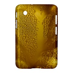 Beer Beverage Glass Yellow Cup Samsung Galaxy Tab 2 (7 ) P3100 Hardshell Case  by Nexatart