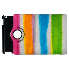 Watercolors Stripes       Samsung Galaxy S Iii Classic Hardshell Case (pc+silicone) by LalyLauraFLM
