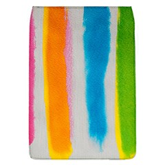 Watercolors Stripes       Samsung Galaxy Grand Duos I9082 Hardshell Case by LalyLauraFLM