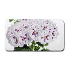 Flower Plant Blossom Bloom Vintage Medium Bar Mats