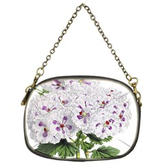 Flower Plant Blossom Bloom Vintage Chain Purses (two Sides)  by Nexatart