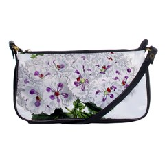 Flower Plant Blossom Bloom Vintage Shoulder Clutch Bags by Nexatart