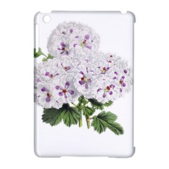 Flower Plant Blossom Bloom Vintage Apple Ipad Mini Hardshell Case (compatible With Smart Cover) by Nexatart