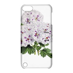 Flower Plant Blossom Bloom Vintage Apple Ipod Touch 5 Hardshell Case With Stand by Nexatart