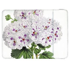Flower Plant Blossom Bloom Vintage Samsung Galaxy Tab 7  P1000 Flip Case by Nexatart