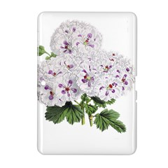 Flower Plant Blossom Bloom Vintage Samsung Galaxy Tab 2 (10 1 ) P5100 Hardshell Case  by Nexatart