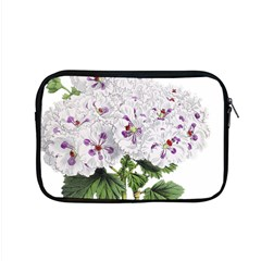 Flower Plant Blossom Bloom Vintage Apple Macbook Pro 15  Zipper Case by Nexatart