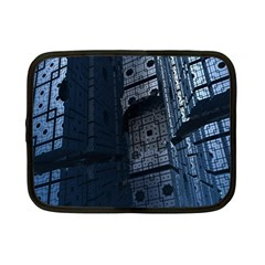 Graphic Design Background Netbook Case (small)  by Nexatart