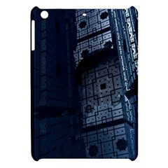Graphic Design Background Apple Ipad Mini Hardshell Case by Nexatart