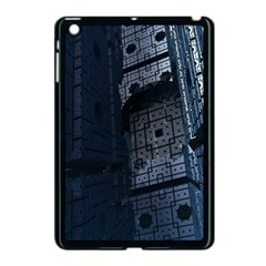 Graphic Design Background Apple Ipad Mini Case (black)