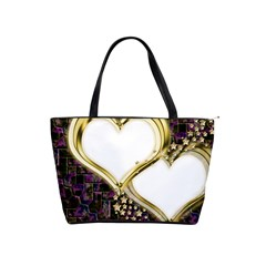 Lover Romantic Couple Apart Shoulder Handbags by Nexatart