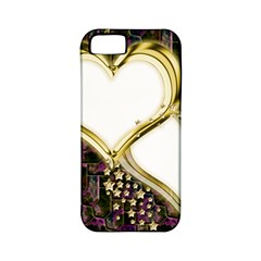 Lover Romantic Couple Apart Apple Iphone 5 Classic Hardshell Case (pc+silicone) by Nexatart