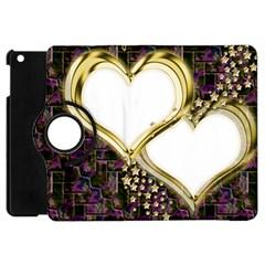 Lover Romantic Couple Apart Apple Ipad Mini Flip 360 Case