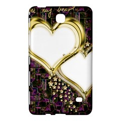 Lover Romantic Couple Apart Samsung Galaxy Tab 4 (8 ) Hardshell Case