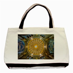 Arches Architecture Cathedral Basic Tote Bag by Nexatart