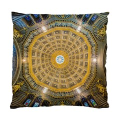 Arches Architecture Cathedral Standard Cushion Case (one Side) by Nexatart