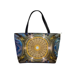 Arches Architecture Cathedral Shoulder Handbags by Nexatart