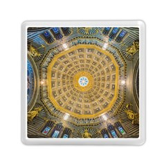 Arches Architecture Cathedral Memory Card Reader (square)