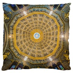 Arches Architecture Cathedral Large Cushion Case (two Sides) by Nexatart