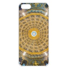 Arches Architecture Cathedral Apple Iphone 5 Seamless Case (white) by Nexatart