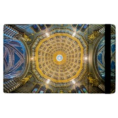 Arches Architecture Cathedral Apple Ipad 2 Flip Case by Nexatart