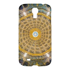 Arches Architecture Cathedral Samsung Galaxy S4 I9500/i9505 Hardshell Case by Nexatart