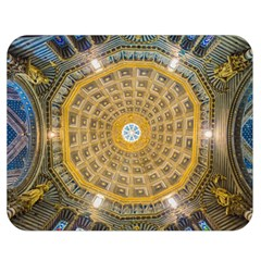 Arches Architecture Cathedral Double Sided Flano Blanket (medium)  by Nexatart