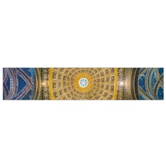Arches Architecture Cathedral Flano Scarf (small) by Nexatart