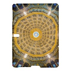 Arches Architecture Cathedral Samsung Galaxy Tab S (10 5 ) Hardshell Case  by Nexatart
