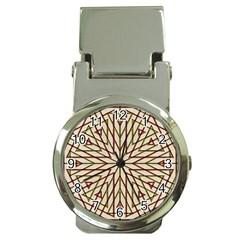 Kaleidoscope Online Triangle Money Clip Watches by Nexatart
