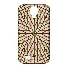 Kaleidoscope Online Triangle Samsung Galaxy S4 Classic Hardshell Case (pc+silicone) by Nexatart