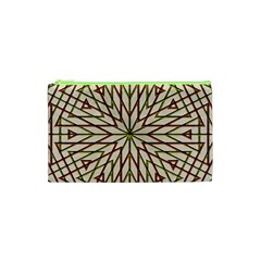 Kaleidoscope Online Triangle Cosmetic Bag (xs)