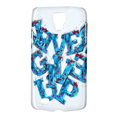 Sport Crossfit Fitness Gym Never Give Up Galaxy S4 Active by Nexatart