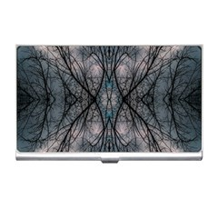 Storm Nature Clouds Landscape Tree Business Card Holders by Nexatart