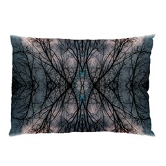 Storm Nature Clouds Landscape Tree Pillow Case (two Sides) by Nexatart