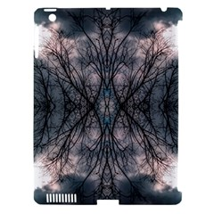 Storm Nature Clouds Landscape Tree Apple Ipad 3/4 Hardshell Case (compatible With Smart Cover) by Nexatart